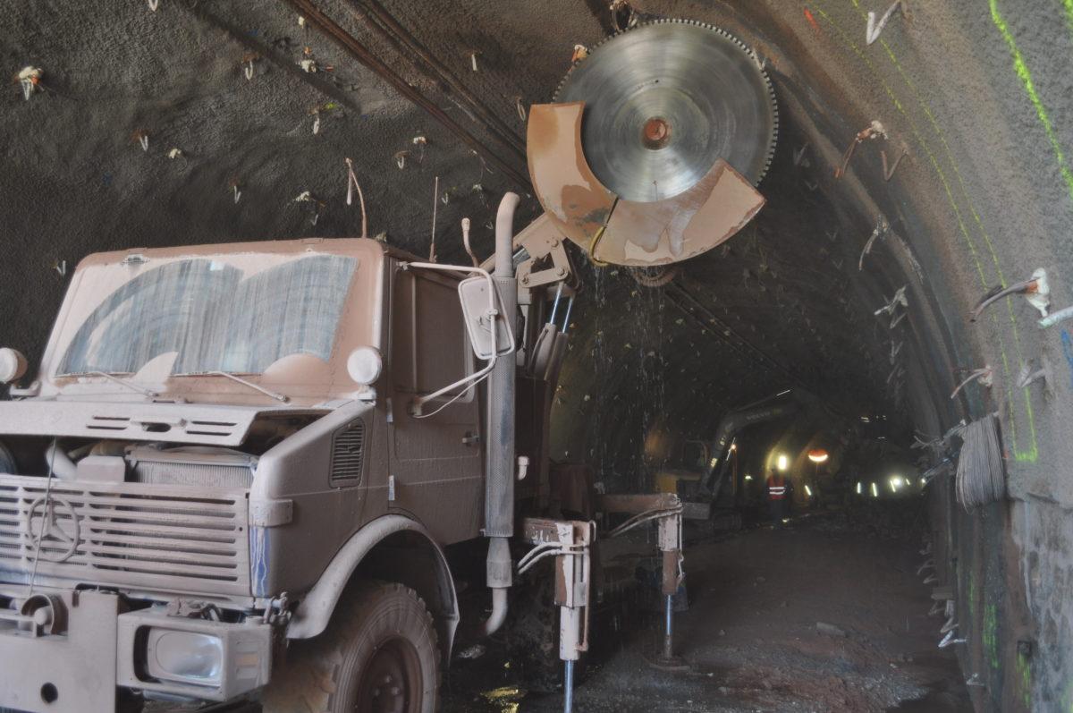Tunnel des Roches-De-Condrieu